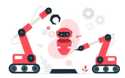 Robot AI-driven: il futuro dell'automazione industriale